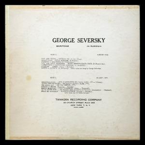 George Seversky