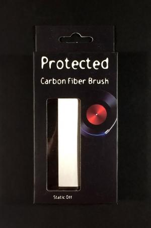 Антистатическая карбоновая щетка Protected