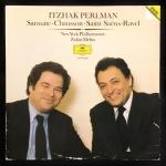 Itzhak Perlman / New York Philharmonic / Zubin Mehta