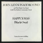 John Lennon & Yoko Ono And The Plastic Ono Band
