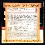"""Alexander """"Skip"""" Spence"""