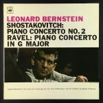 Leonard Bernstein / The New York Philharmonic Orchestra / Columbia Symphony Orchestra