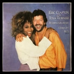 Eric Clapton With Tina Turner