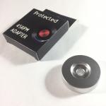 Алюминиевый адаптер для 7-дюймовых синглов