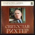 Святослав Рихтер / Orchestre National De L'Opera De Monte-Carlo / Lovro Von Matacic