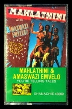 Mahlathini And Amaswazi Emvelo