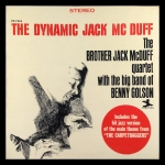 Brother Jack McDuff With The Big Band Of Benny Golson