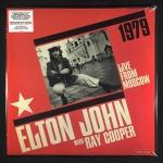 Elton John With Ray Cooper